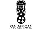 Logo for The Pan African Film Festival